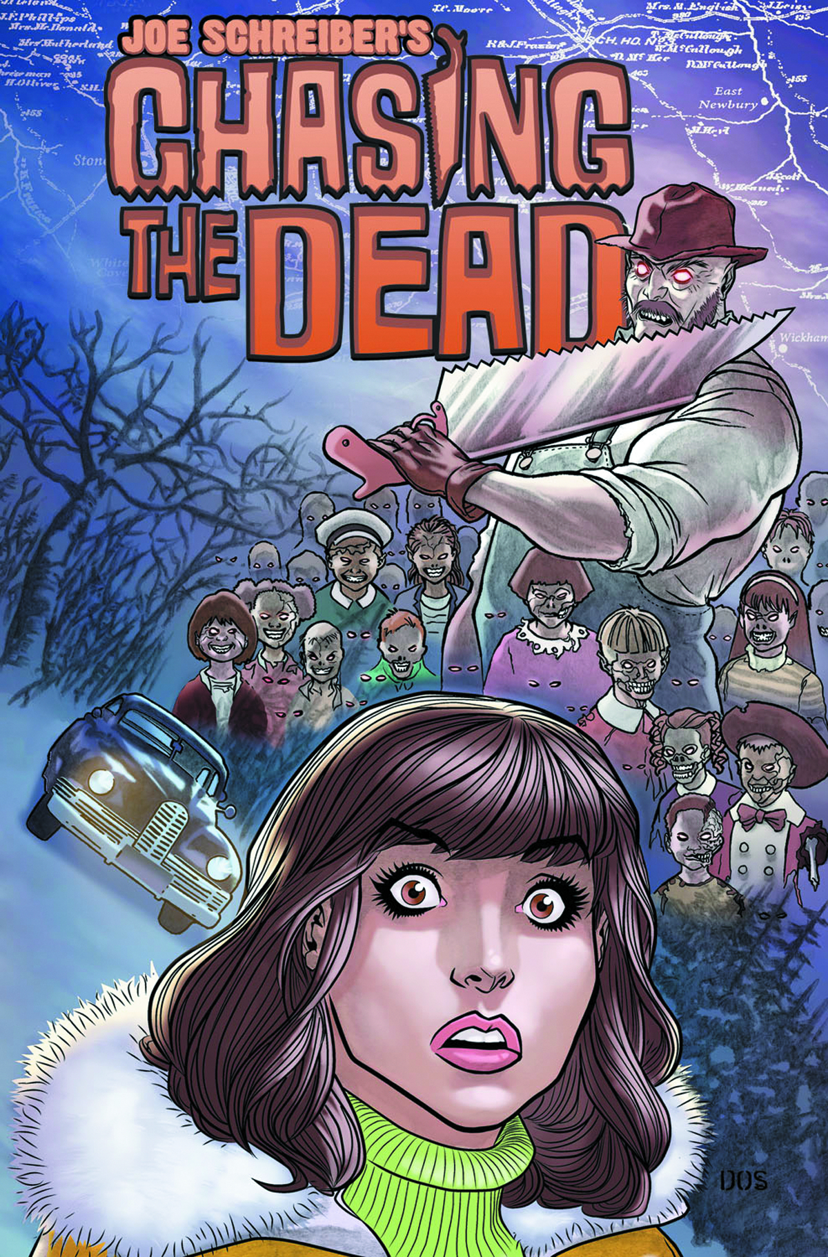 CHASING THE DEAD TP