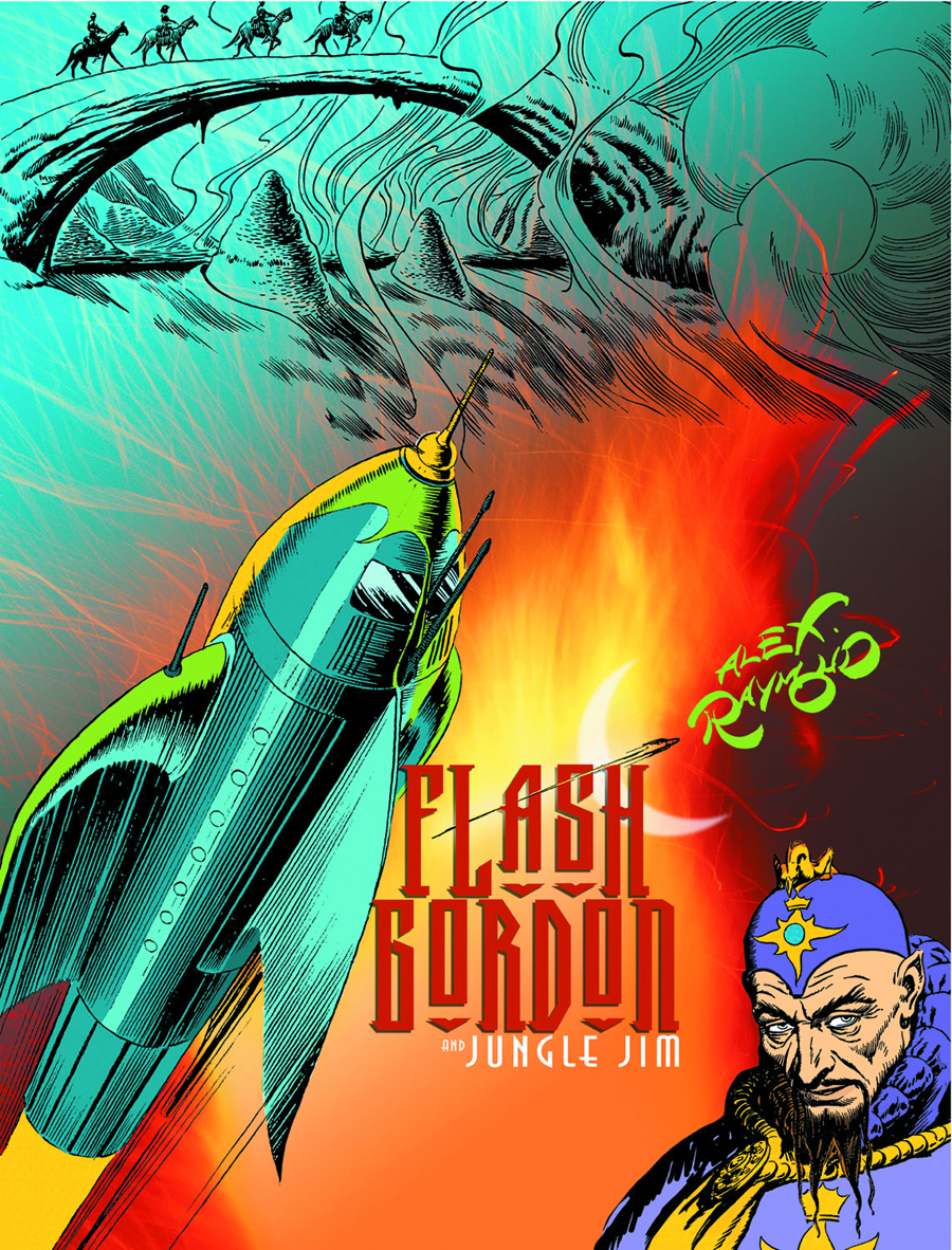 DEFINITIVE FLASH GORDON & JUNGLE JIM HC VOL 03
