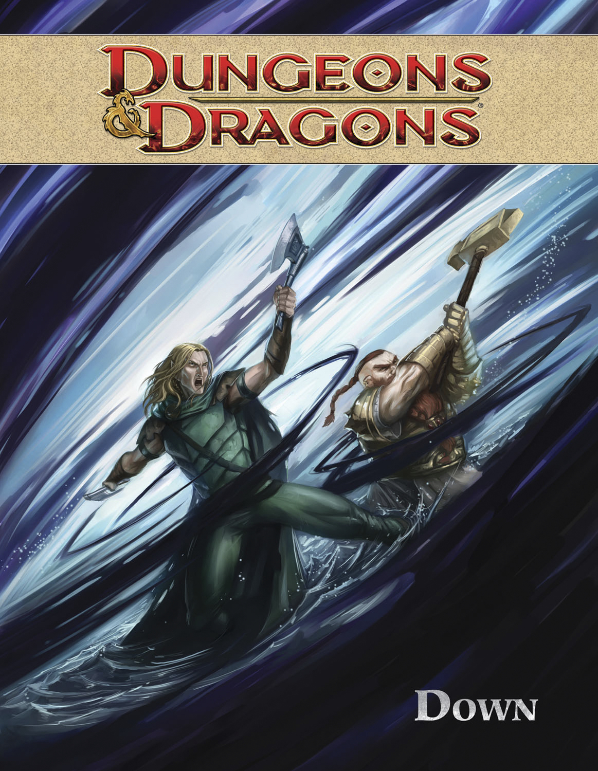 DUNGEONS & DRAGONS TP VOL 03 DOWN