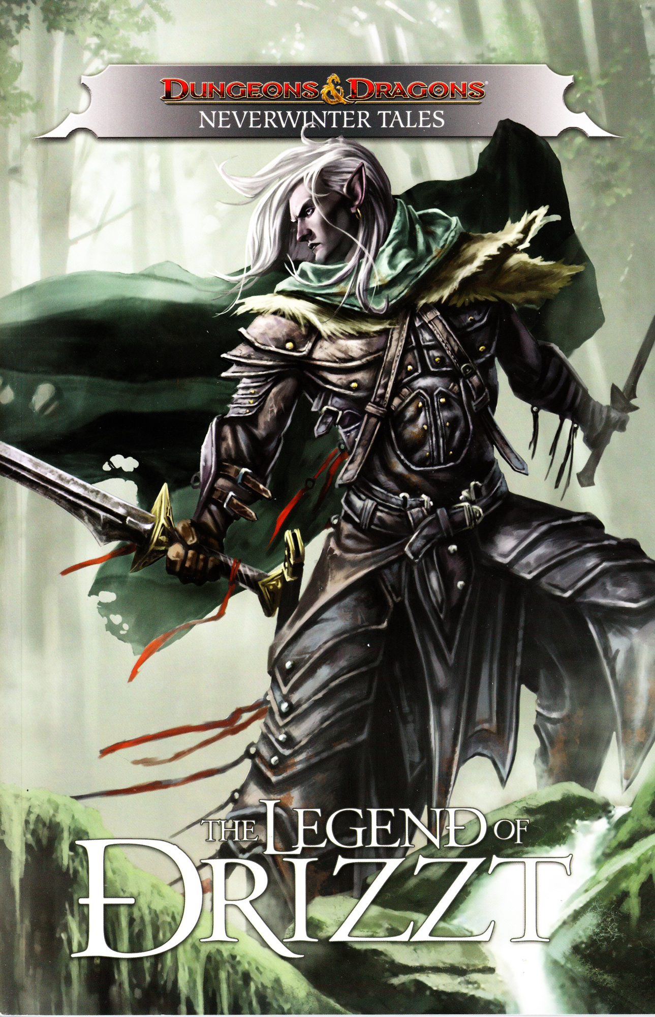 DUNGEONS & DRAGONS DRIZZT TP VOL 01 NEVERWINTER