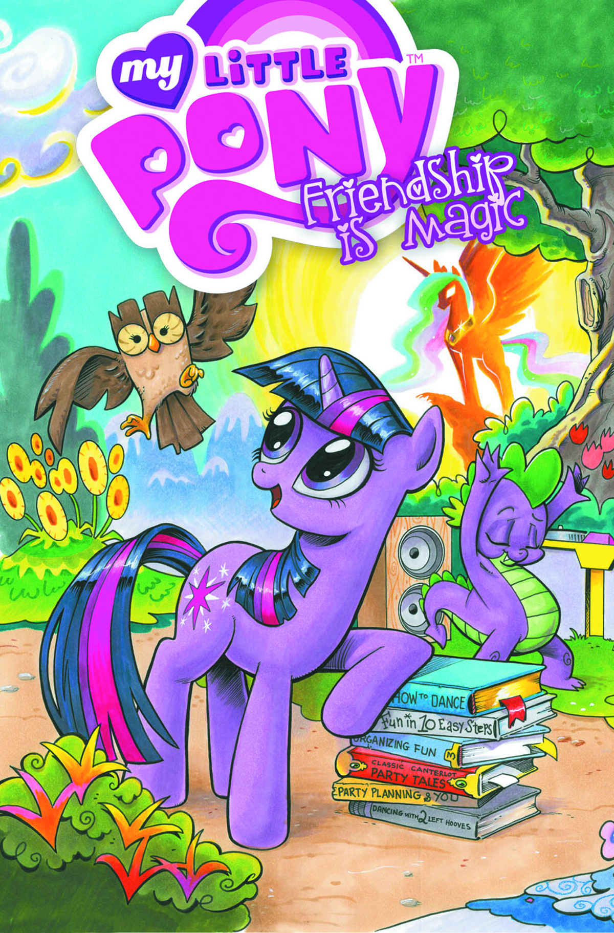 MY LITTLE PONY FRIENDSHIP IS MAGIC TP VOL 01