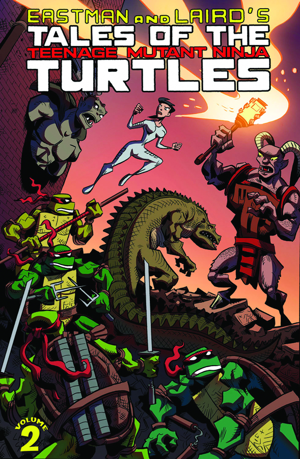 TALES OF TMNT TP VOL 02
