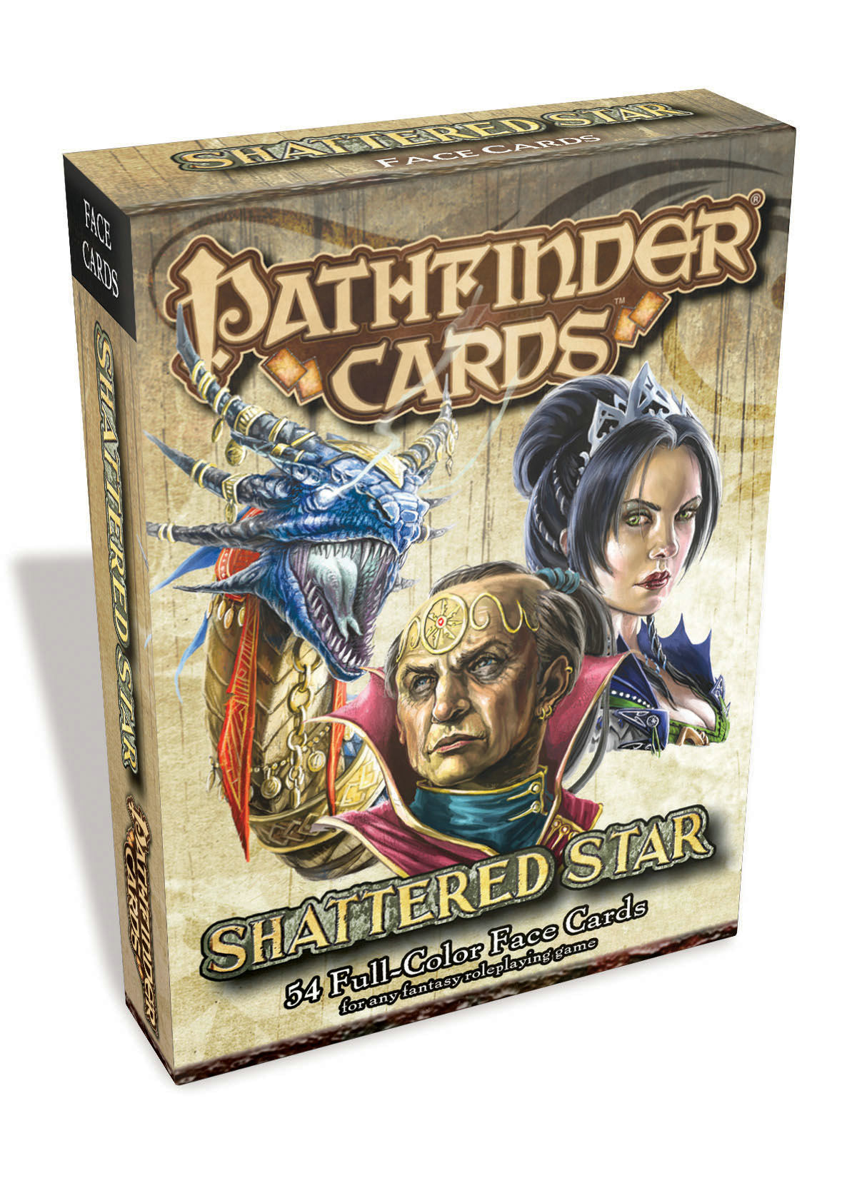 PATHFINDER FACE CARDS SHATTERED STAR ADV PATH