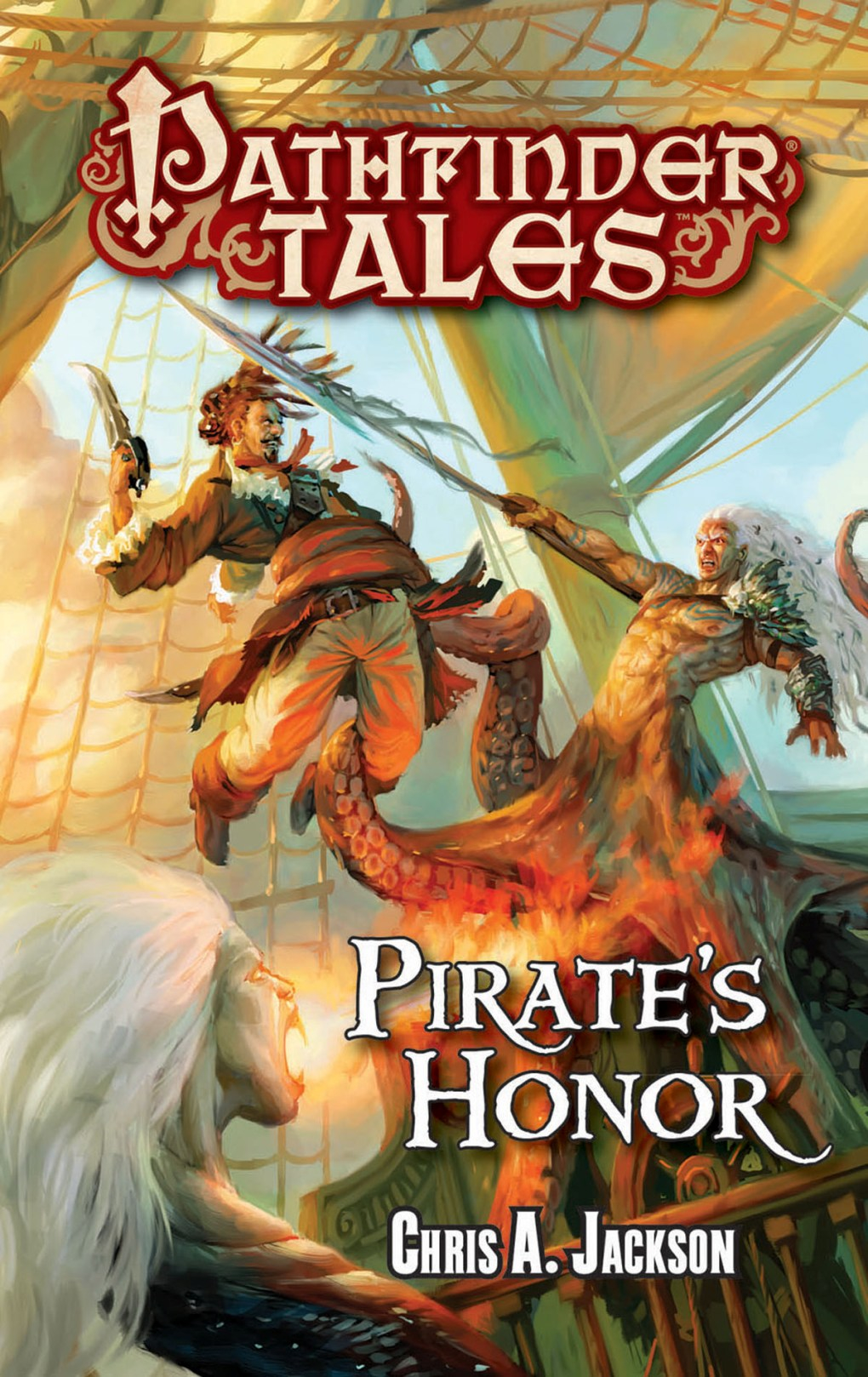 PATHFINDER TALES PIRATES HONOR