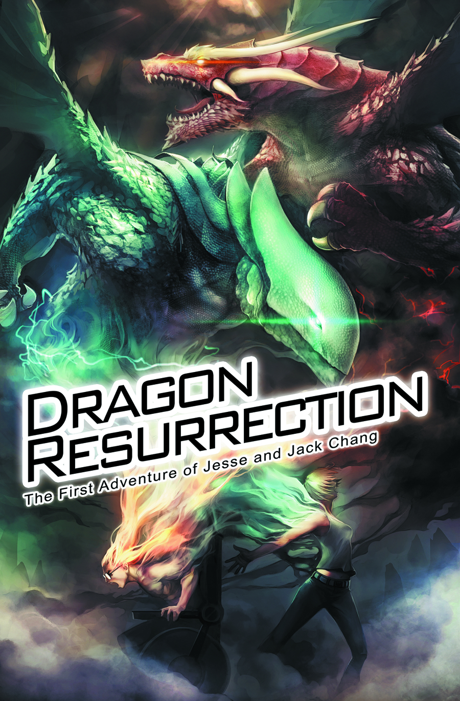 DRAGON RESURRECTION GN