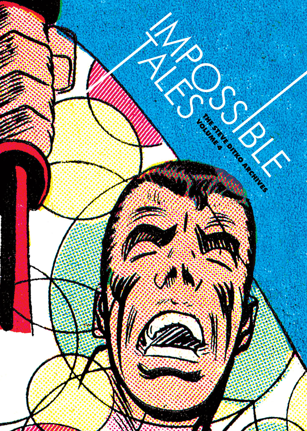 STEVE DITKO ARCHIVES HC VOL 04 IMPOSSIBLE TALES