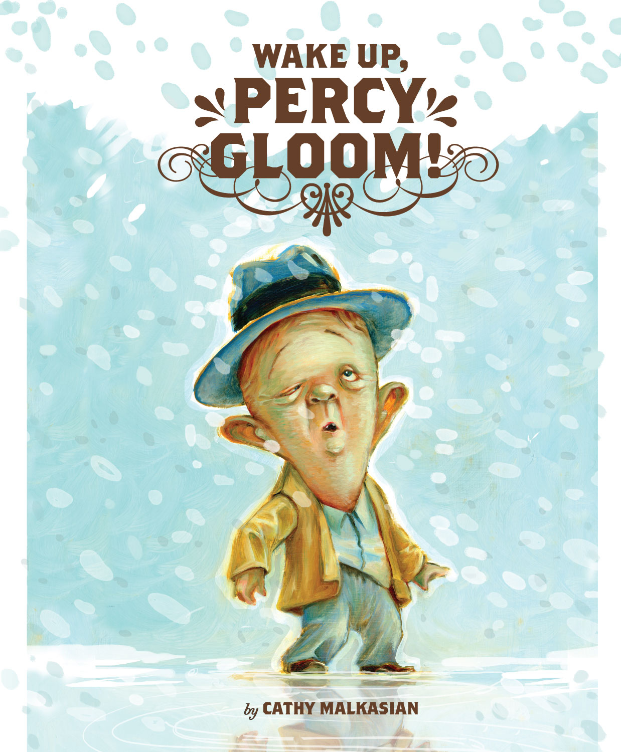 WAKE UP PERCY GLOOM HC