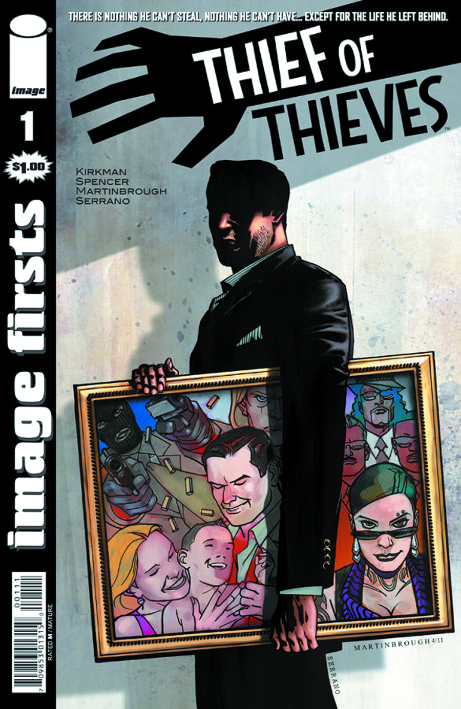 IMAGE FIRSTS THIEF OF THIEVES CURR PTG #1