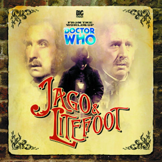 DOCTOR WHO JAGO & LITEFOOT AUDIO CD BOX SET