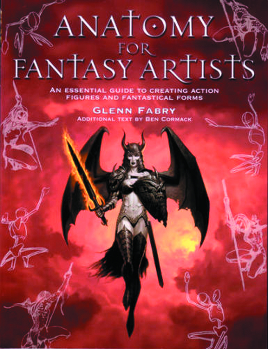 ANATOMY FOR FANTASY ARTISTS 2ND ED