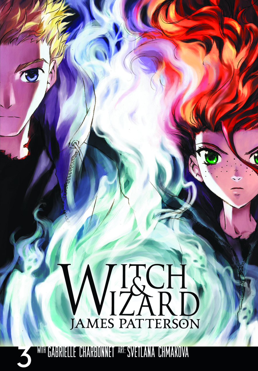 WITCH & WIZARD MANGA GN VOL 03