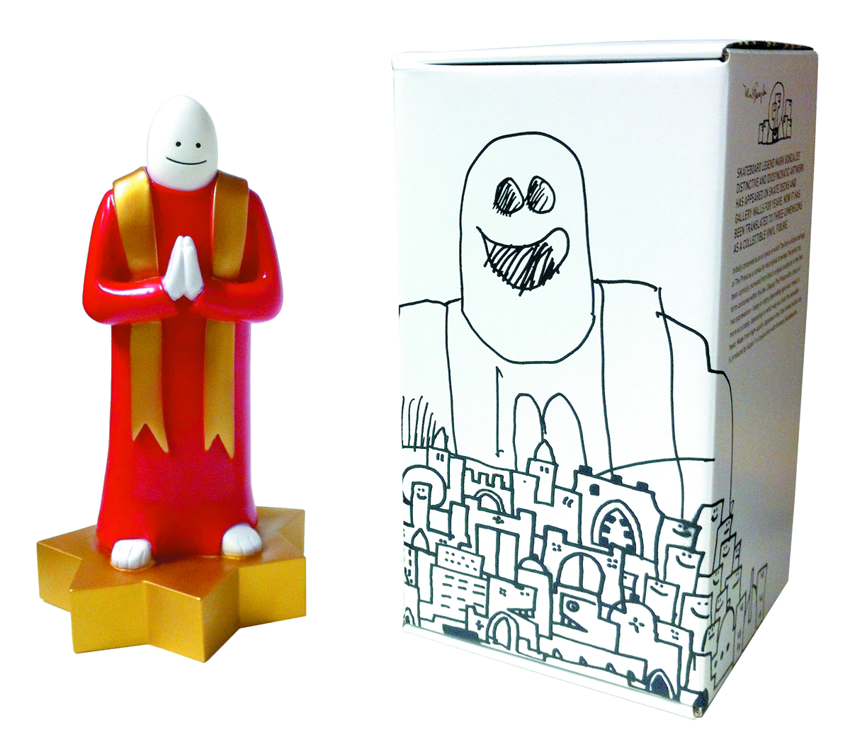 PRIEST 10IN VINYL FIG
