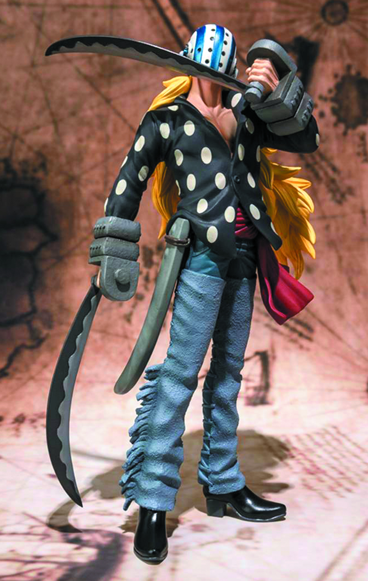 ONE PIECE KILLER FIGUARTS ZERO
