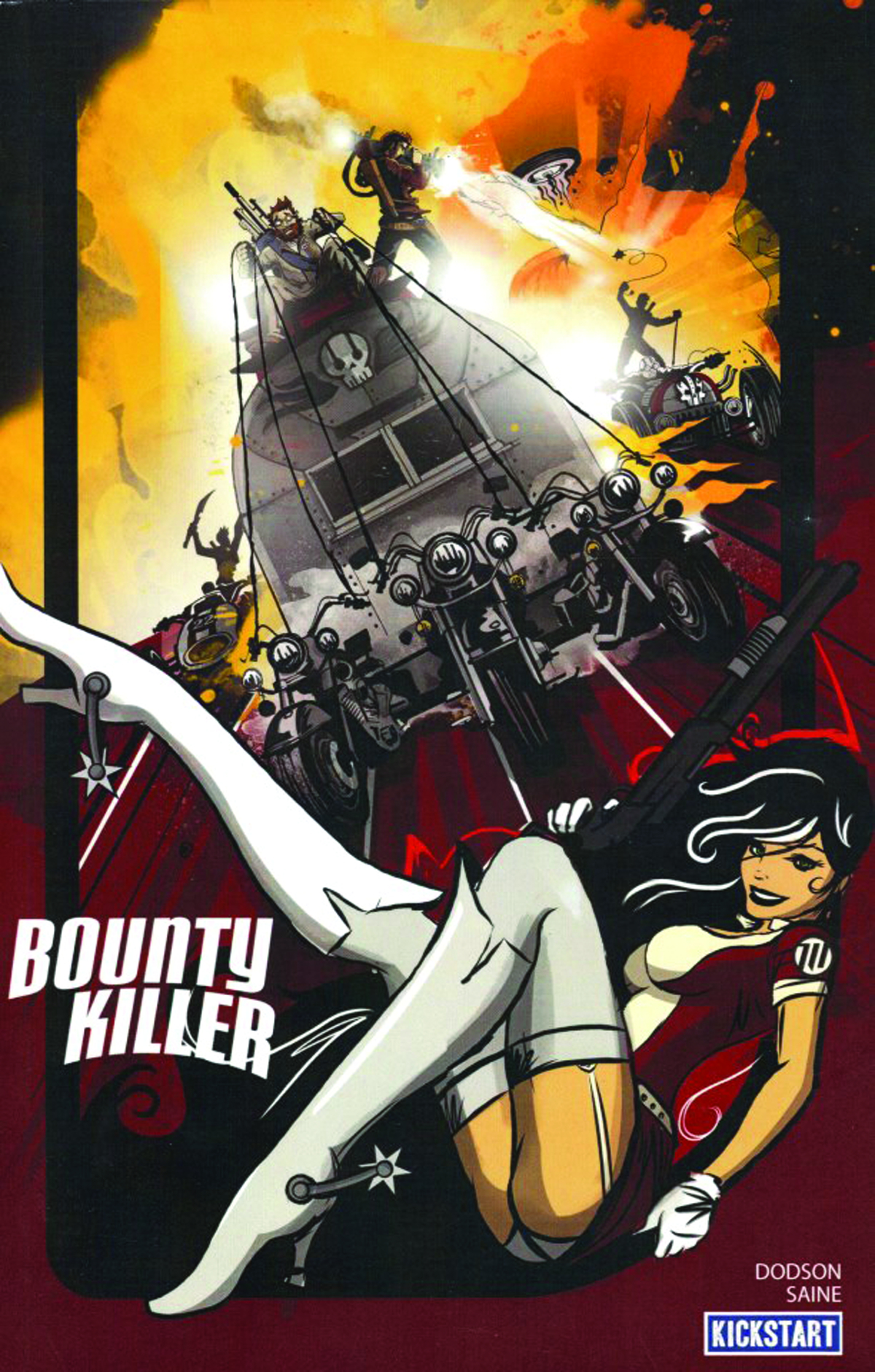 BOUNTY KILLER GN