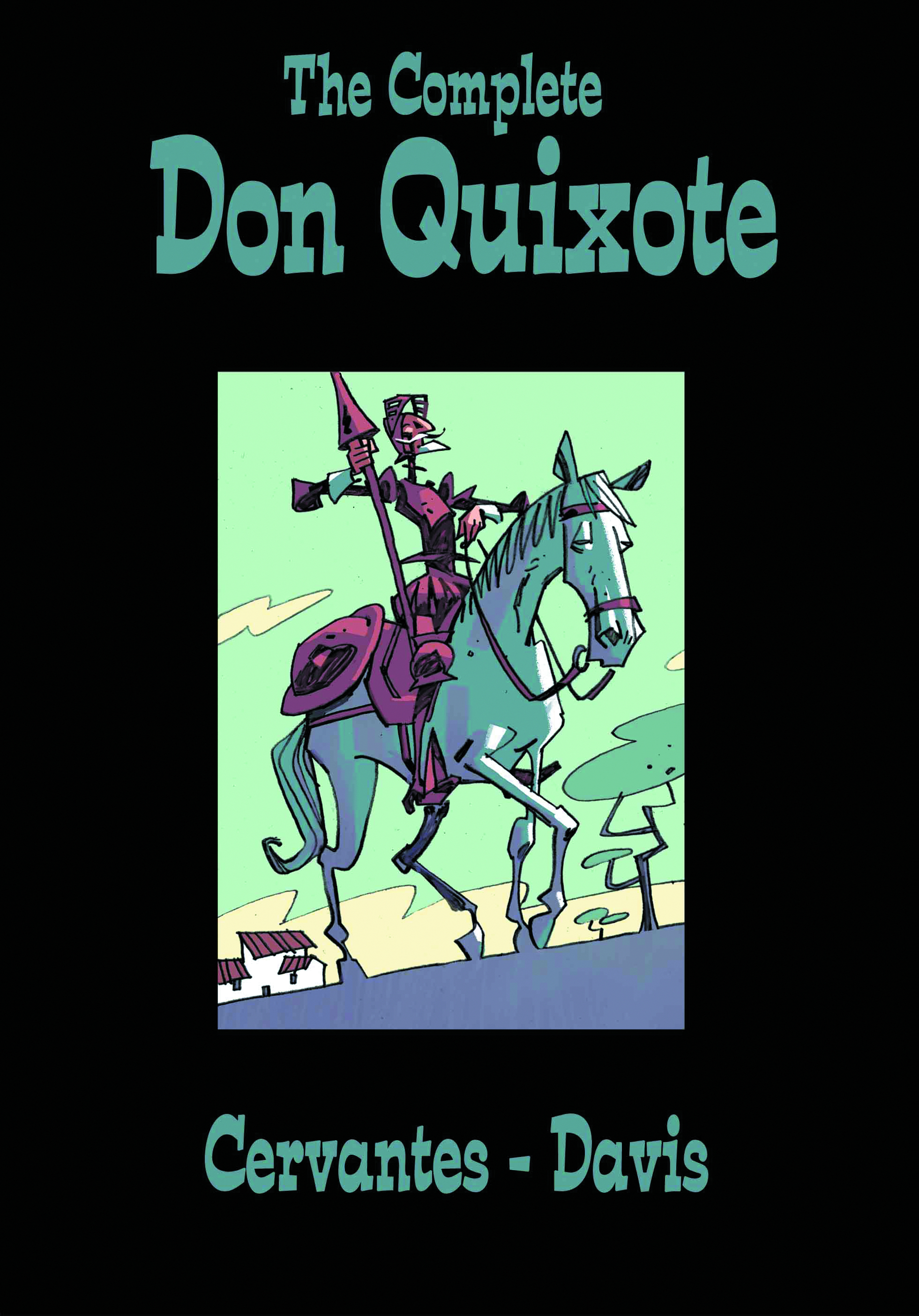 DON QUIXOTE COMP GN
