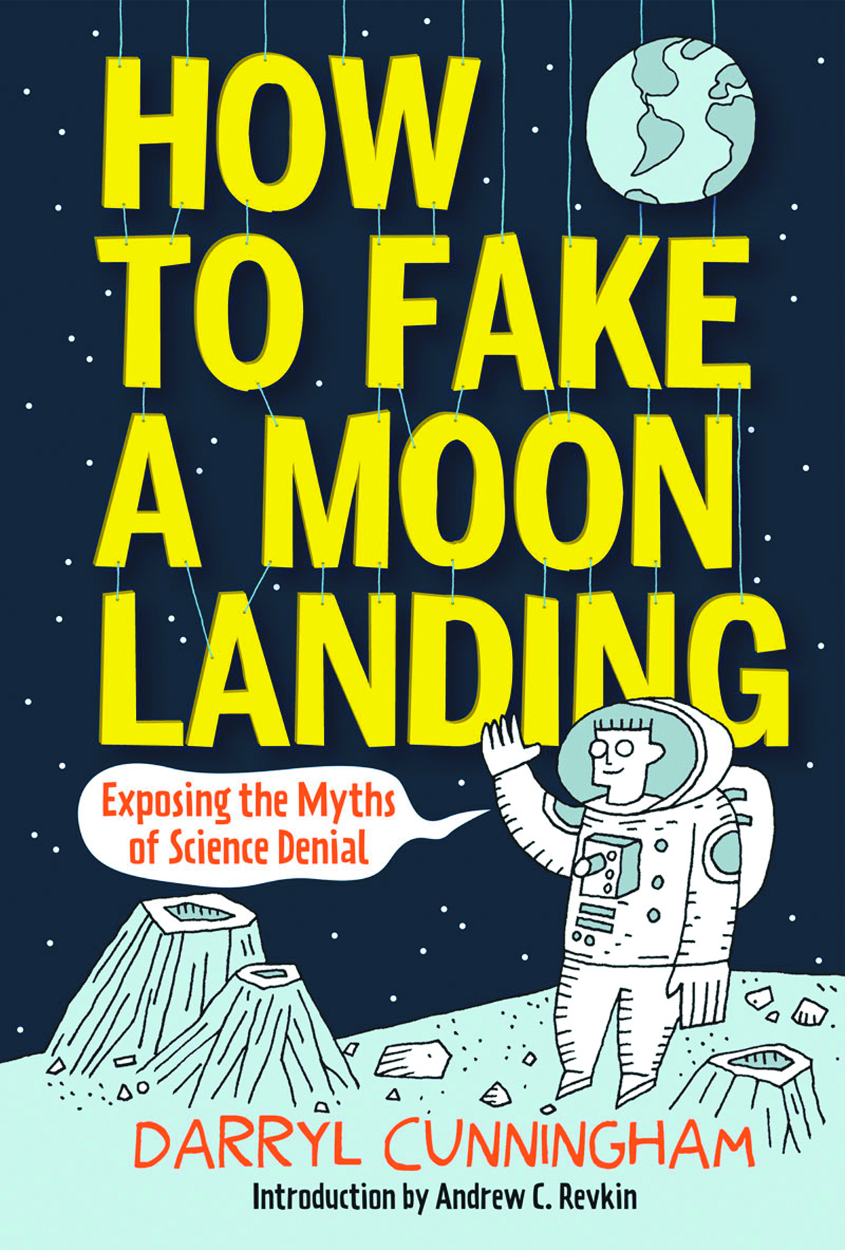 HT FAKE MOON LANDING EXPOSING MYTHS HC