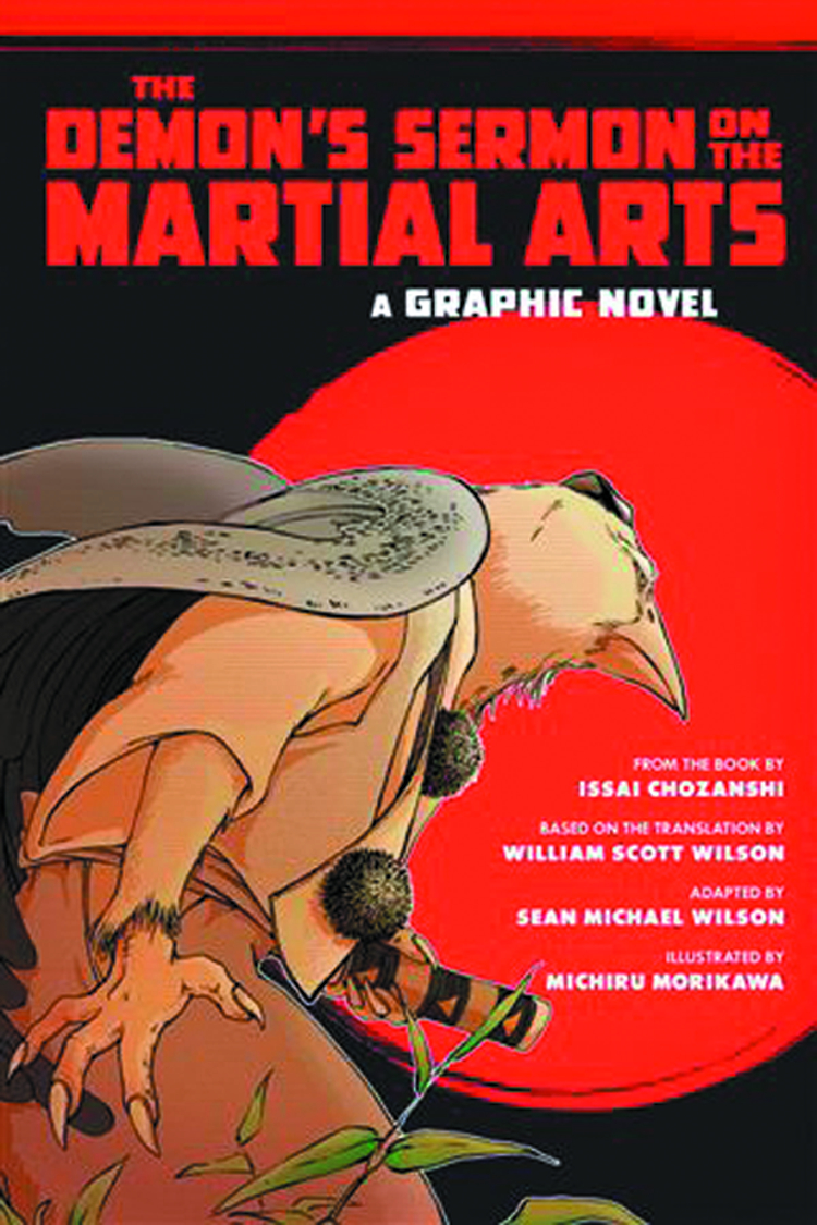 DEMONS SERMON ON THE MARTIAL ARTS GN