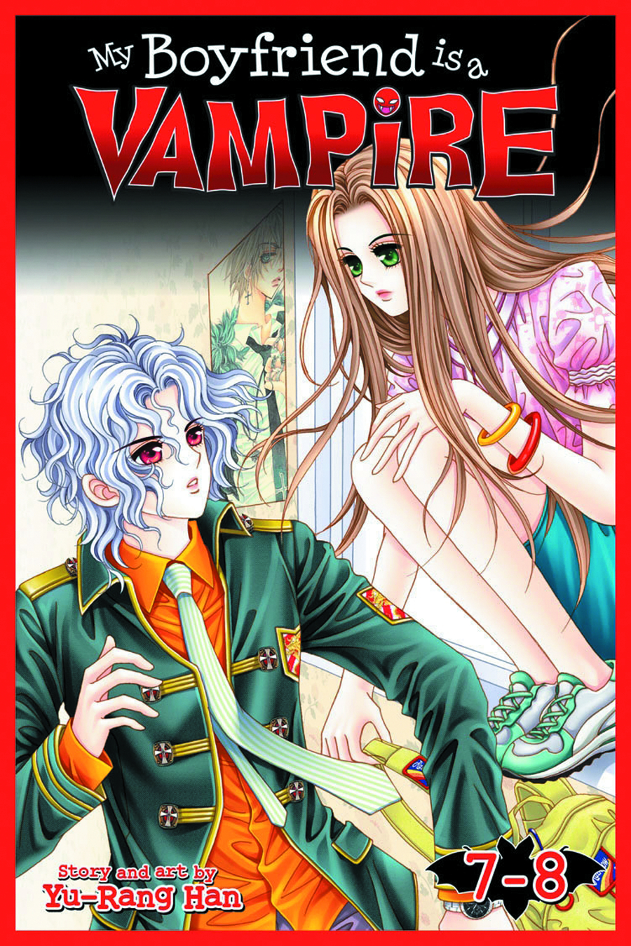 MY BOYFRIEND IS A VAMPIRE GN COLL ED VOL 04