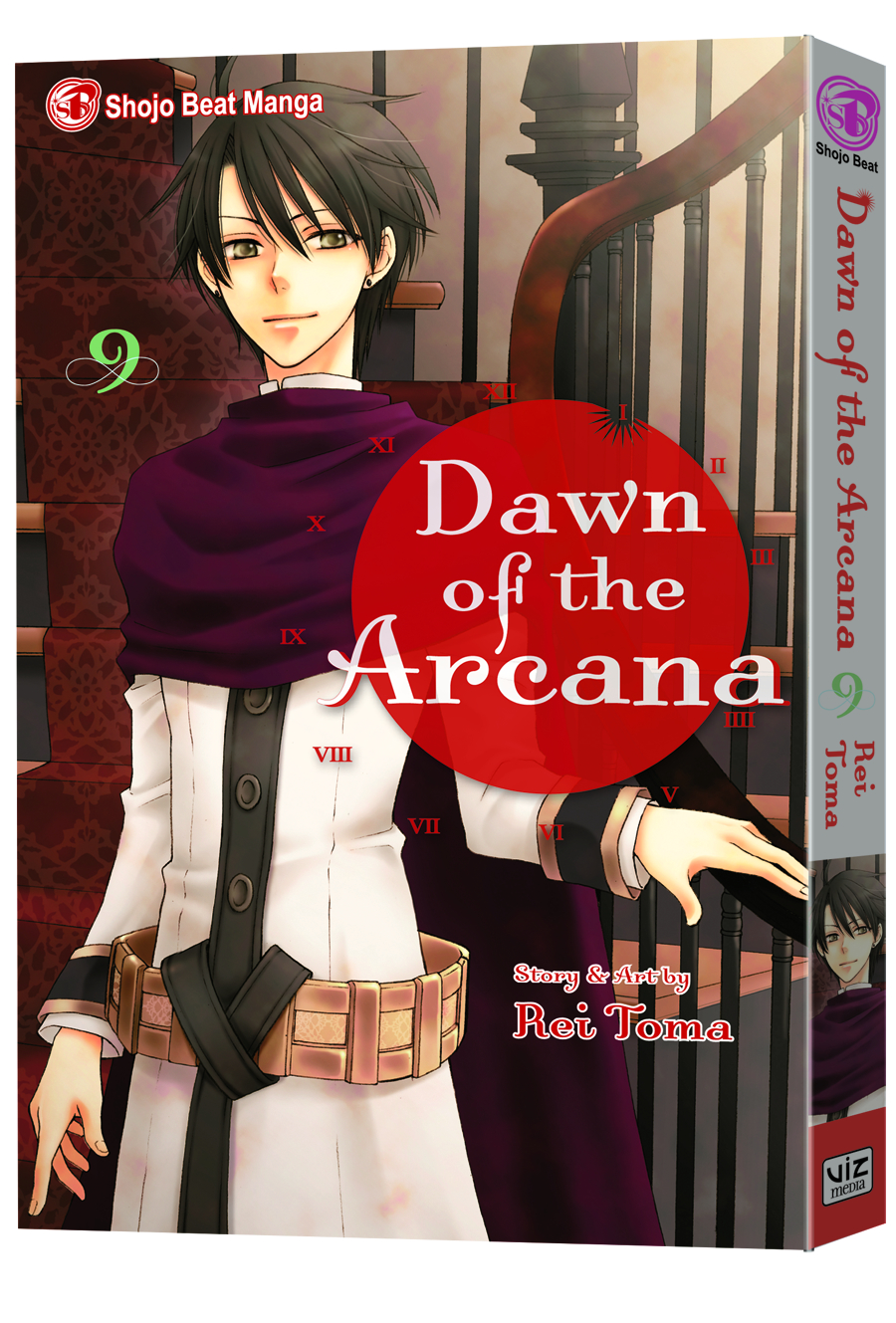 DAWN OF THE ARCANA GN VOL 09