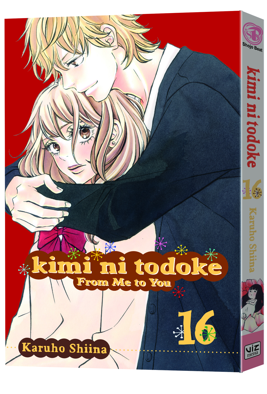 KIMI NI TODOKE GN VOL 16 FROM ME TO YOU