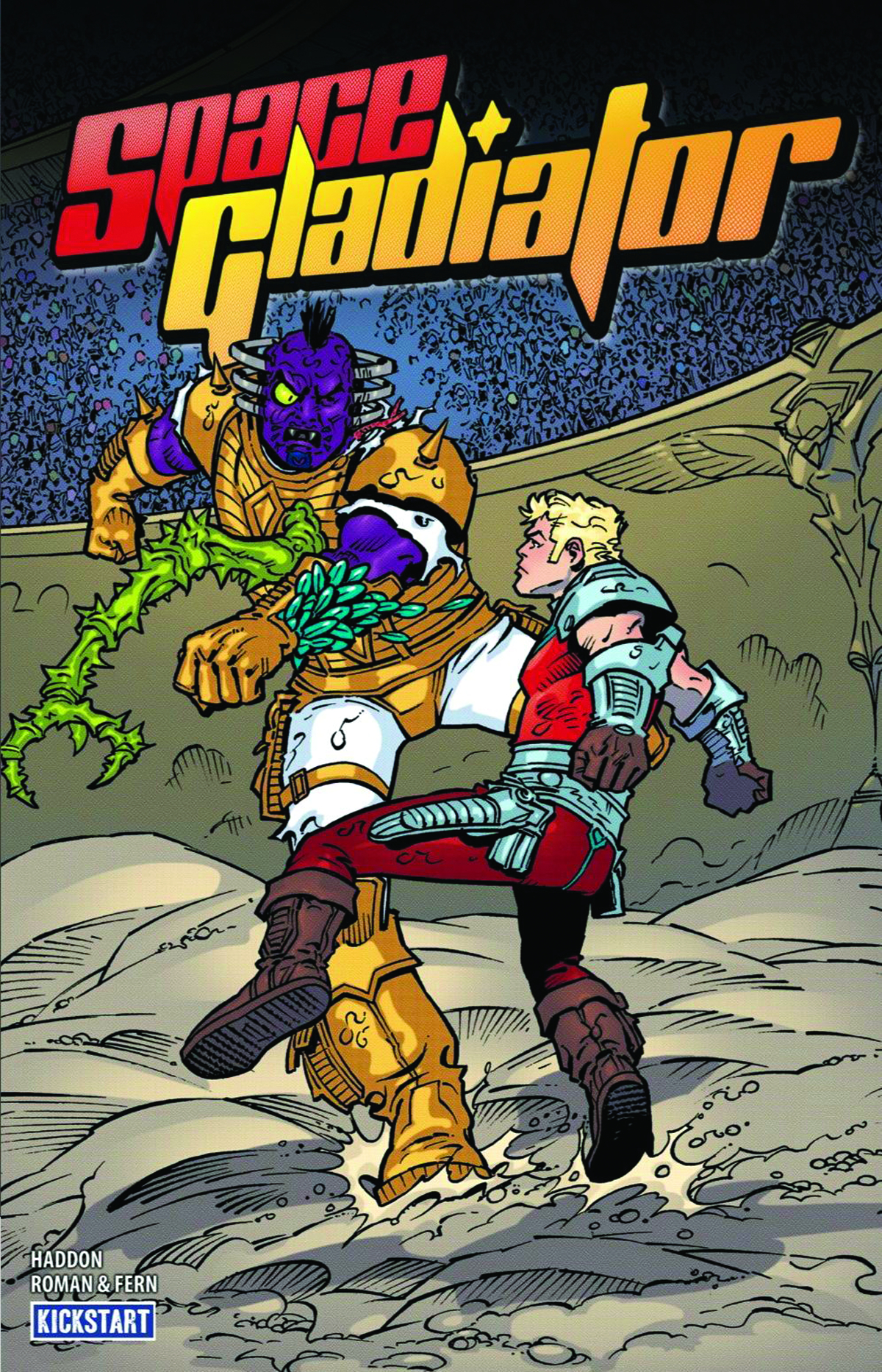 SPACE GLADIATOR GN