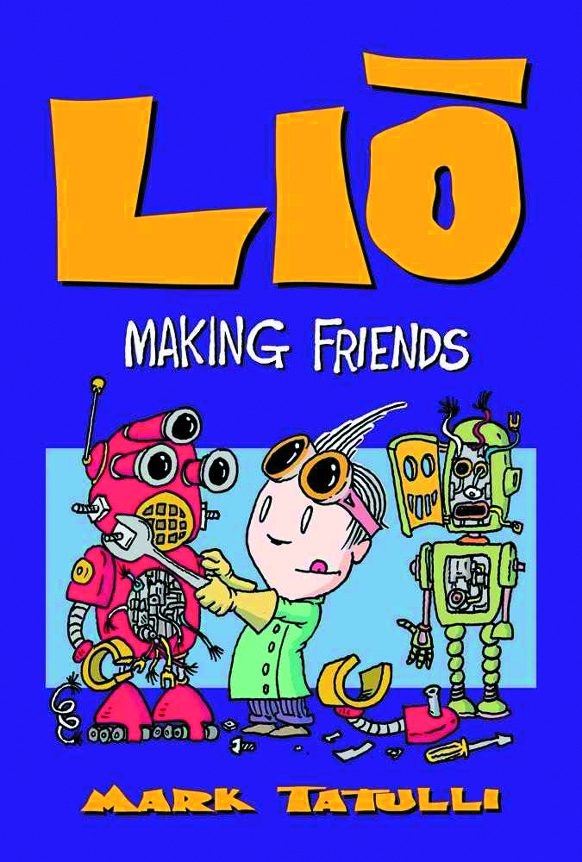 LIO TP VOL 02 MAKING FRIENDS