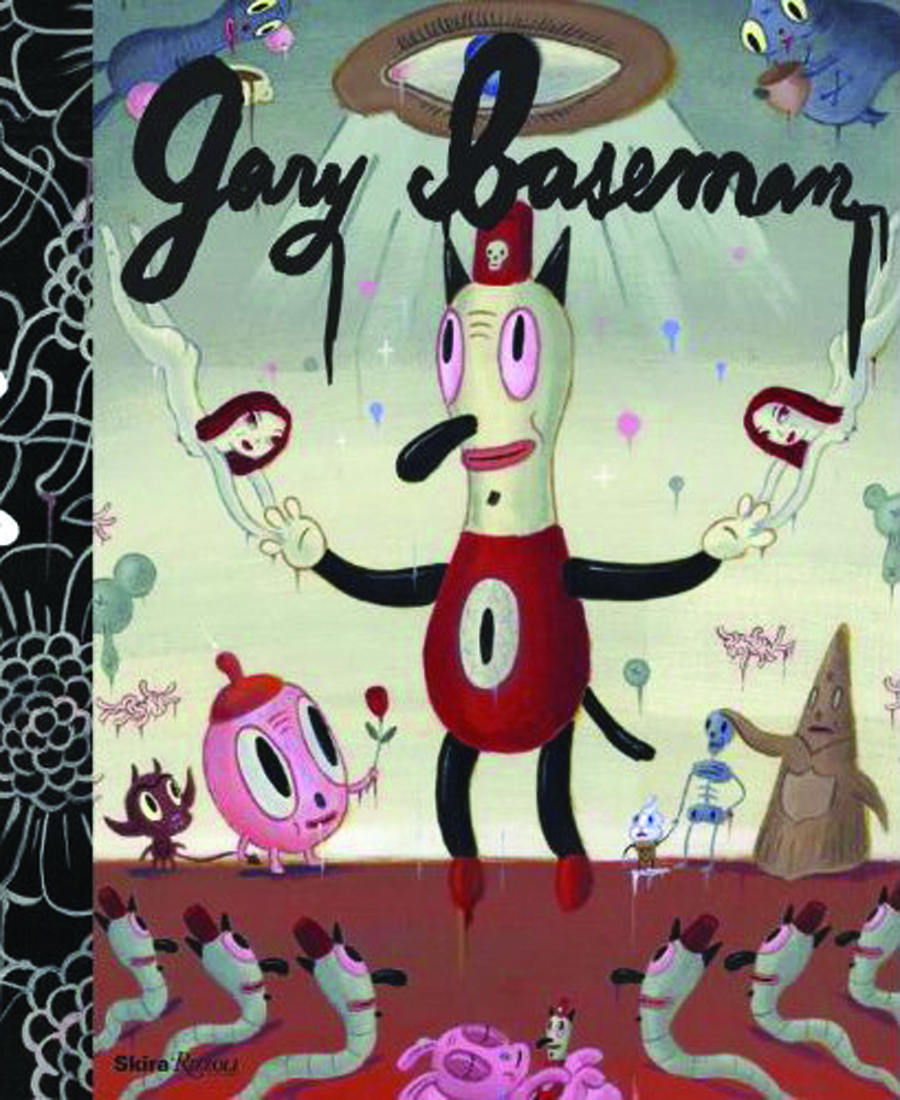GARY BASEMAN DOOR IS ALWAYS OPEN HC