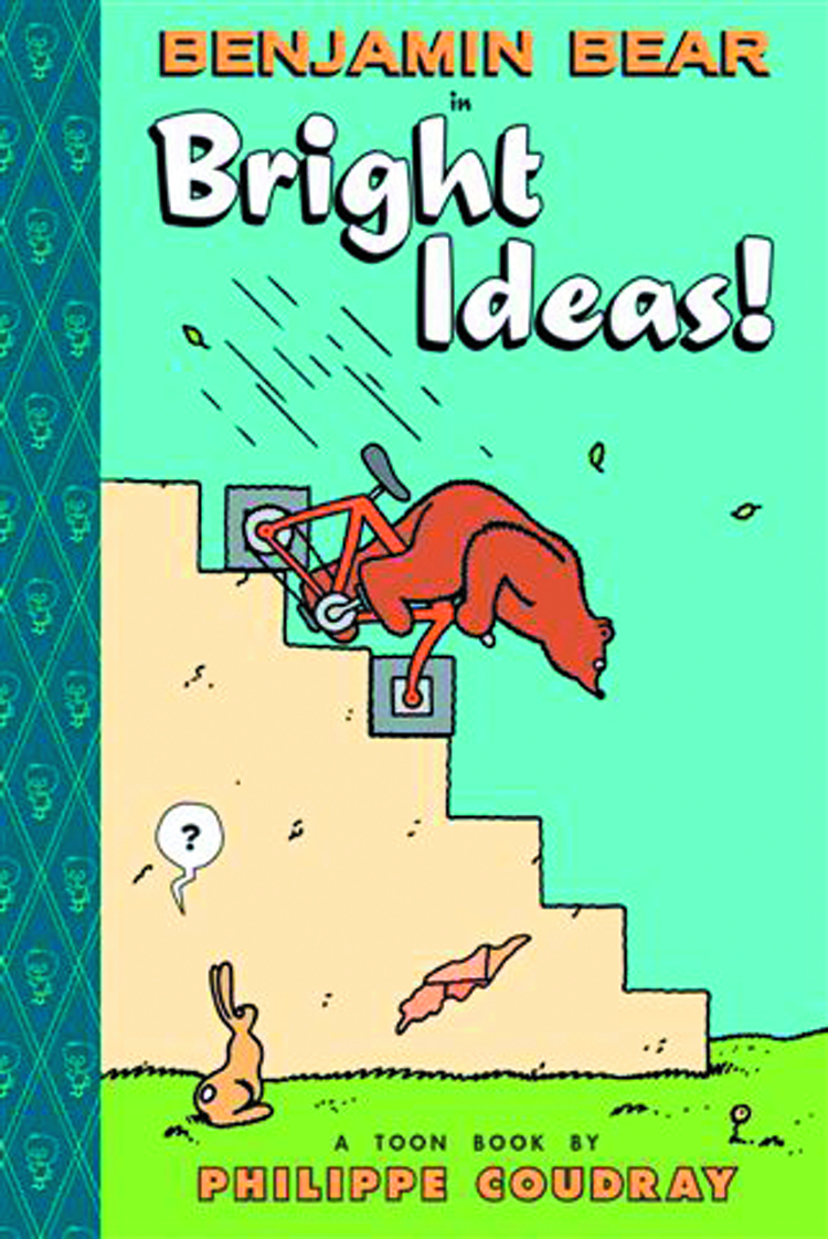 BENJAMIN BEAR IN BRIGHT IDEAS HC