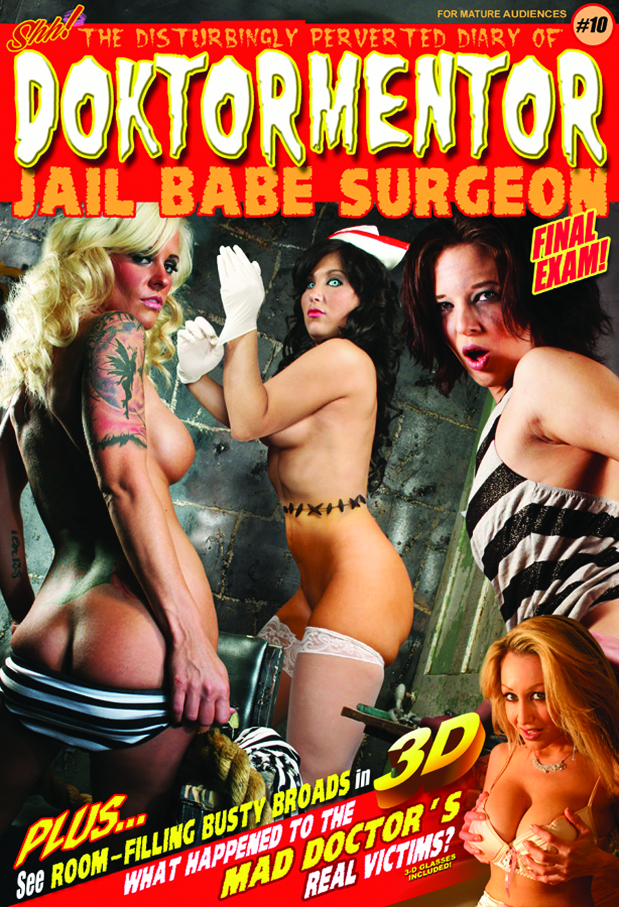 DPD DOKTORMENTOR JAIL BABE SURGEON #10