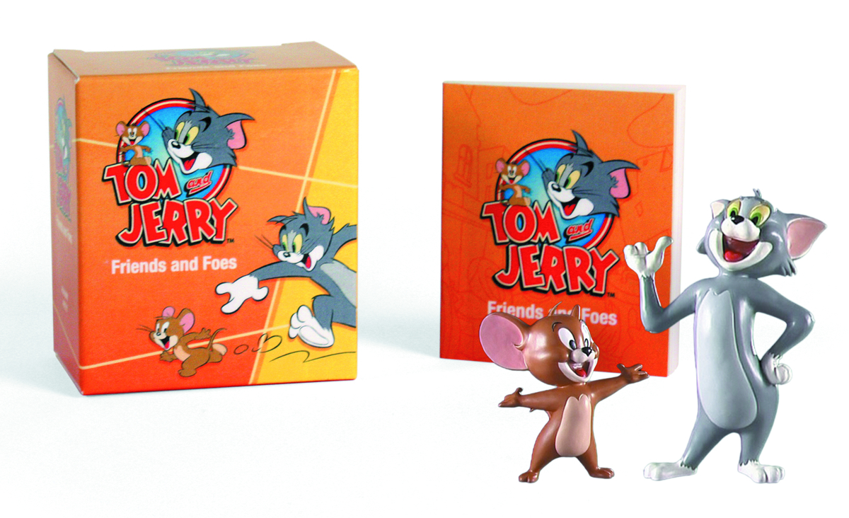 TOM & JERRY FRIENDS & FOES KIT