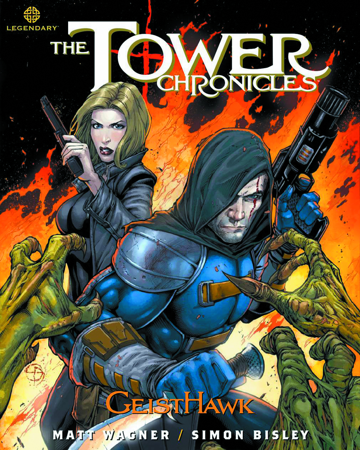 TOWER CHRONICLES GN VOL 04