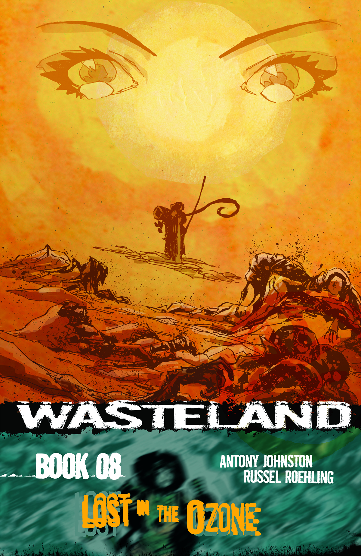 WASTELAND TP VOL 08 LOST I/T OZONE