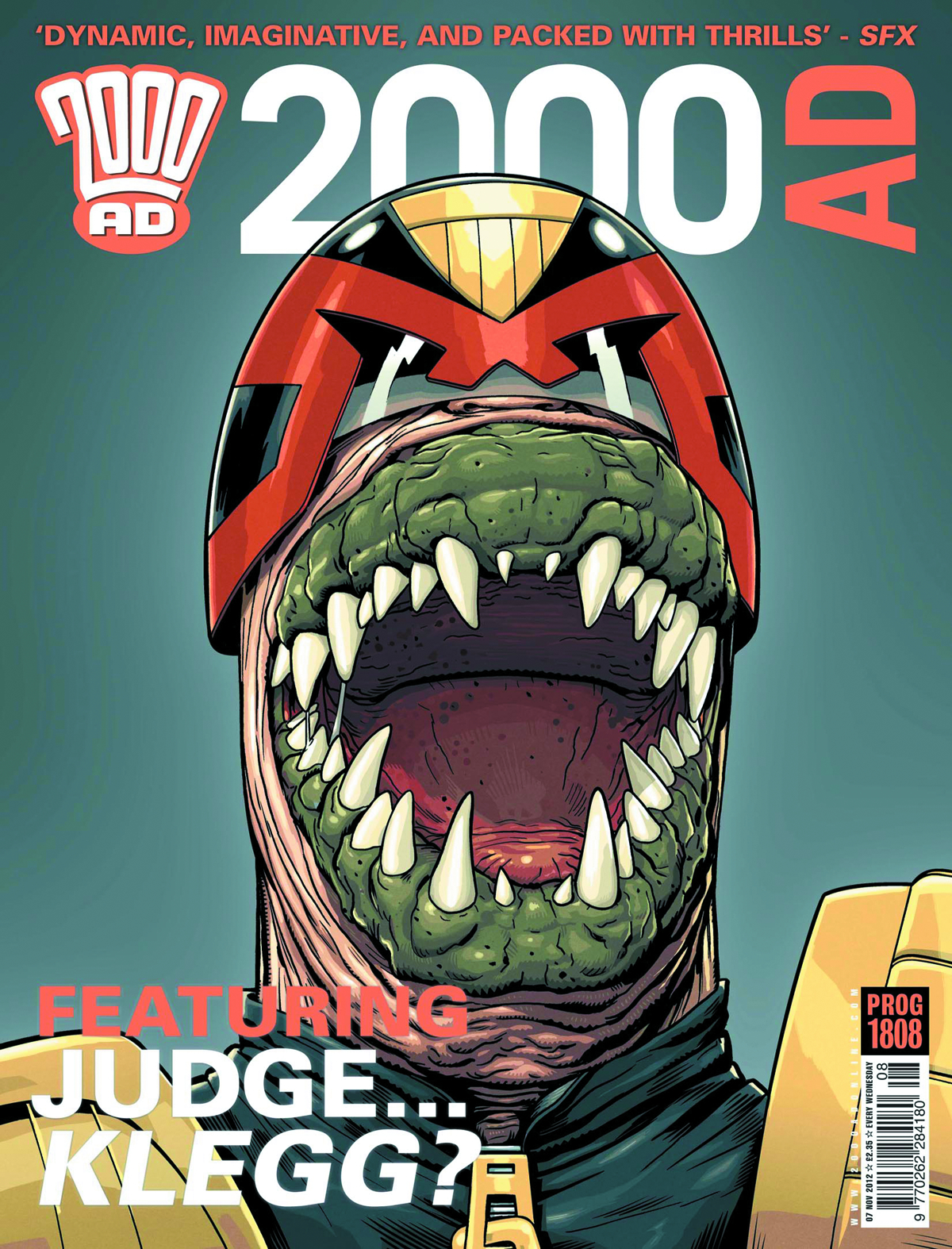 2000 AD PACK MAR 2013