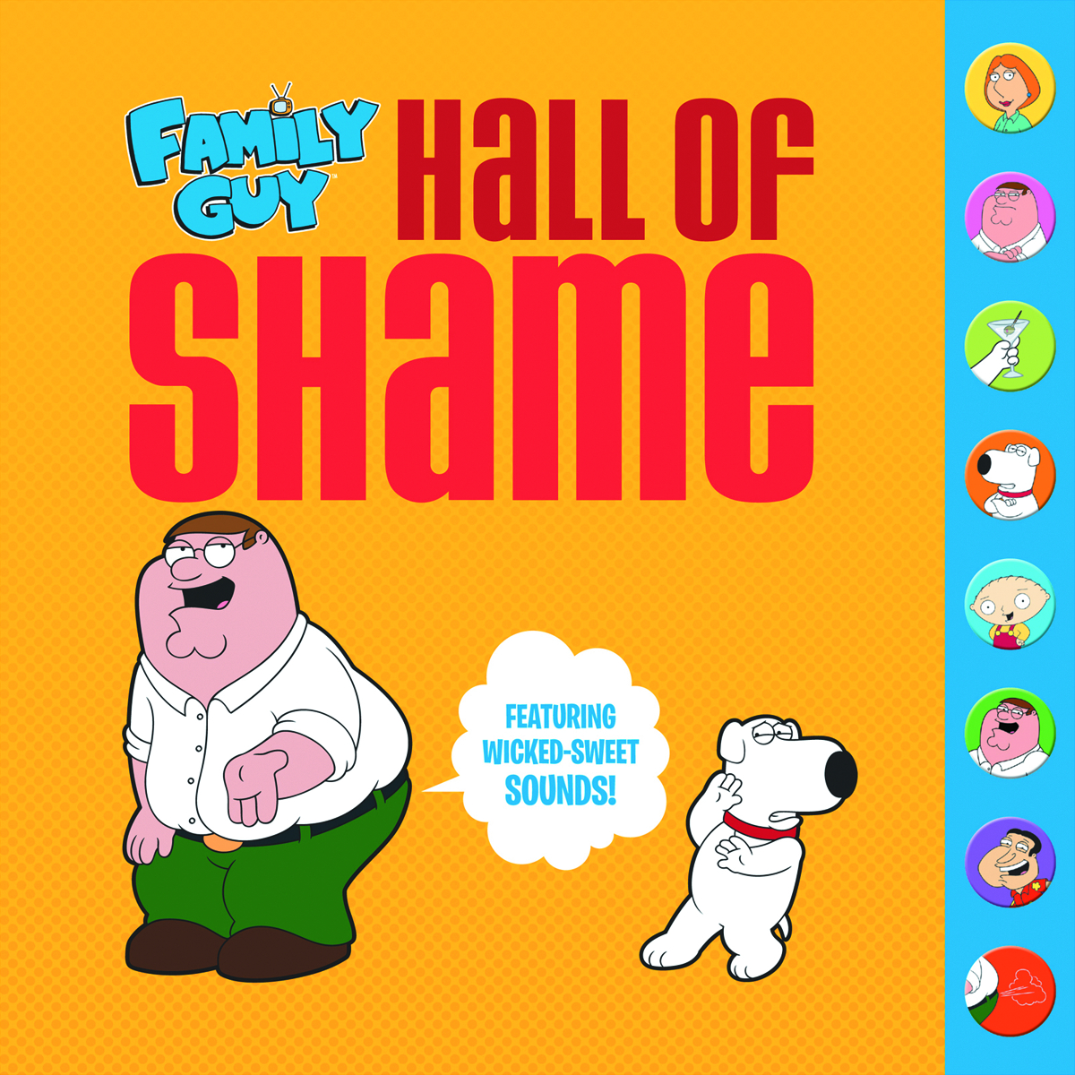FAMILY GUY HALL OF SHAME HC