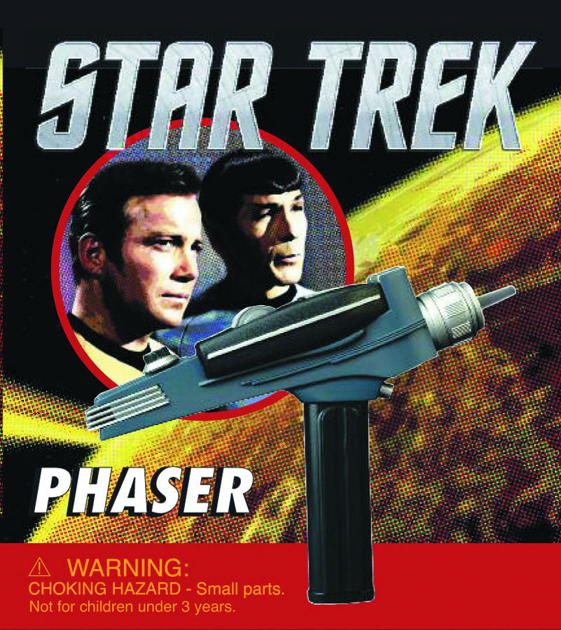 STAR TREK PHASER KIT