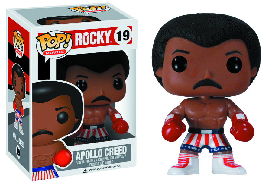 POP APOLLO CREED VINYL FIG