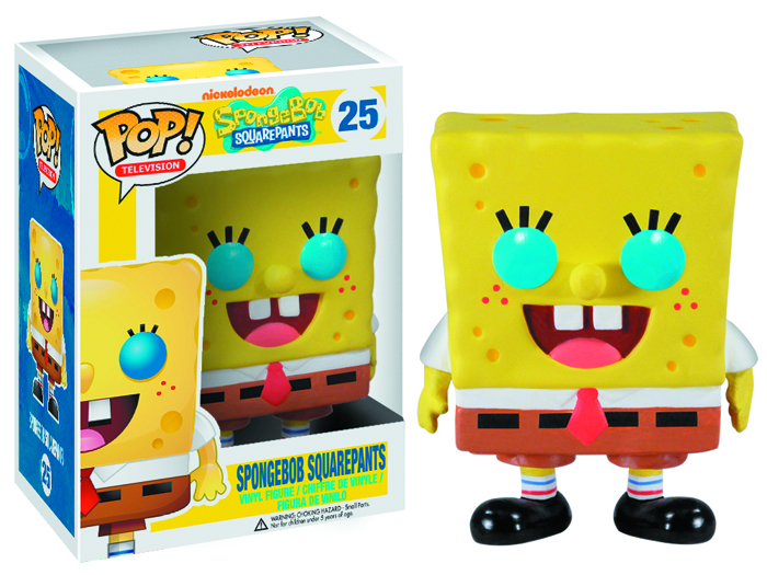 POP SPONGEBOB VINYL FIG