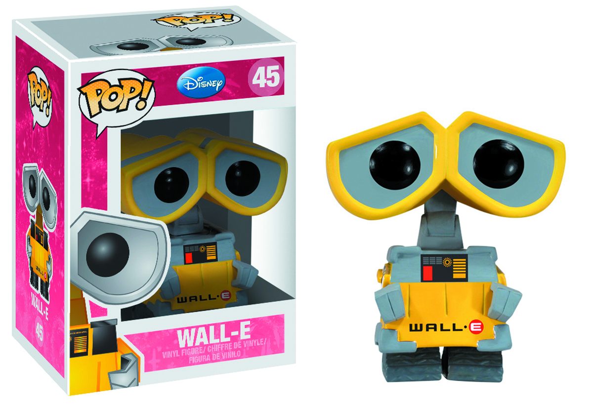 POP DISNEY WALL-E VINYL FIG