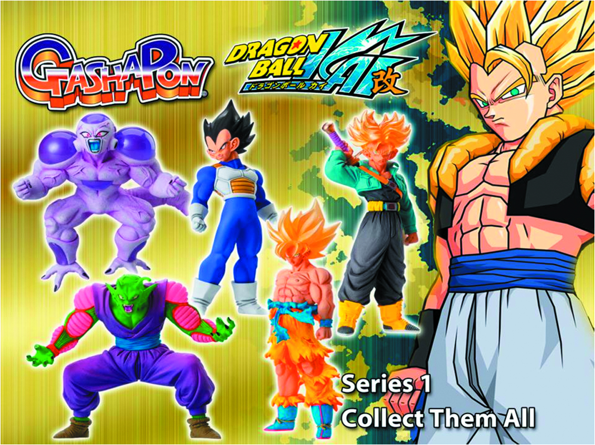 DRAGON BALL KAI DG SERIES ONE 12 PC BMB DS