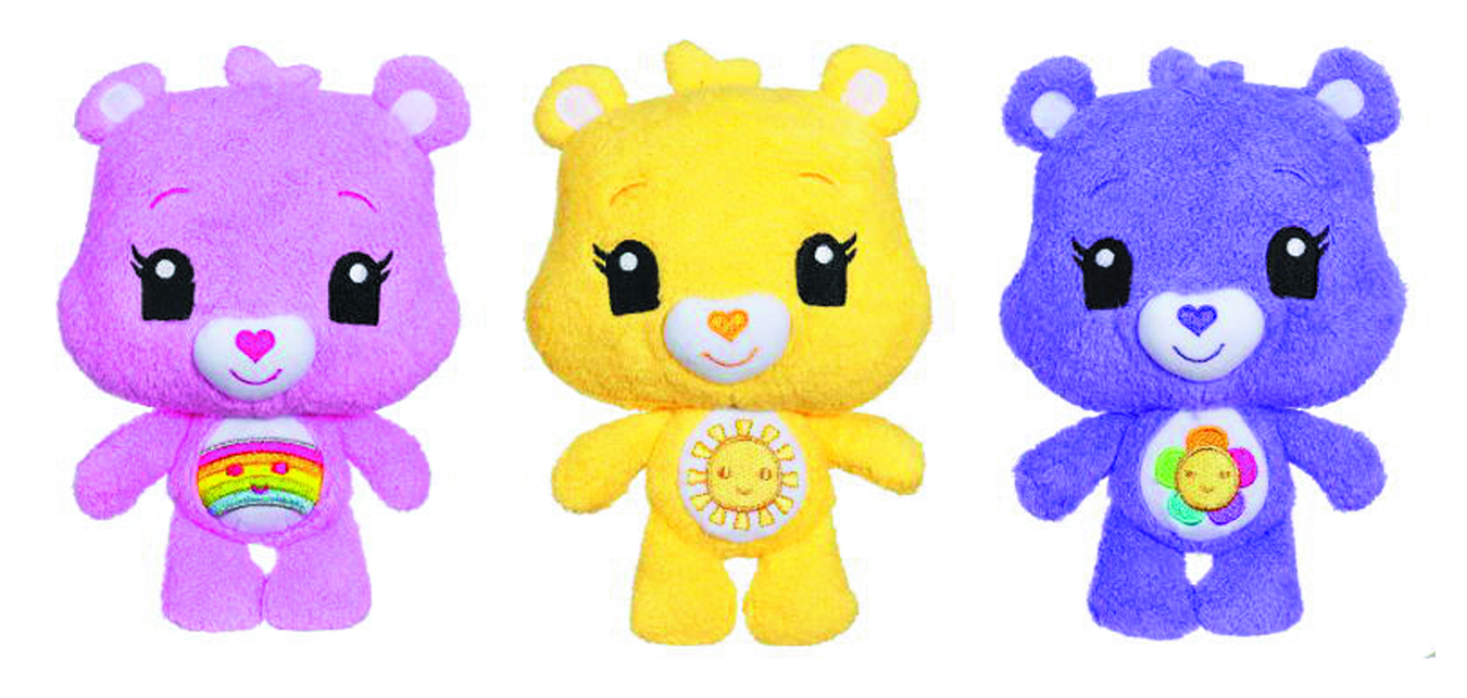 CAREBEARS CARE-A-LOT FRIENDS ASST 201301