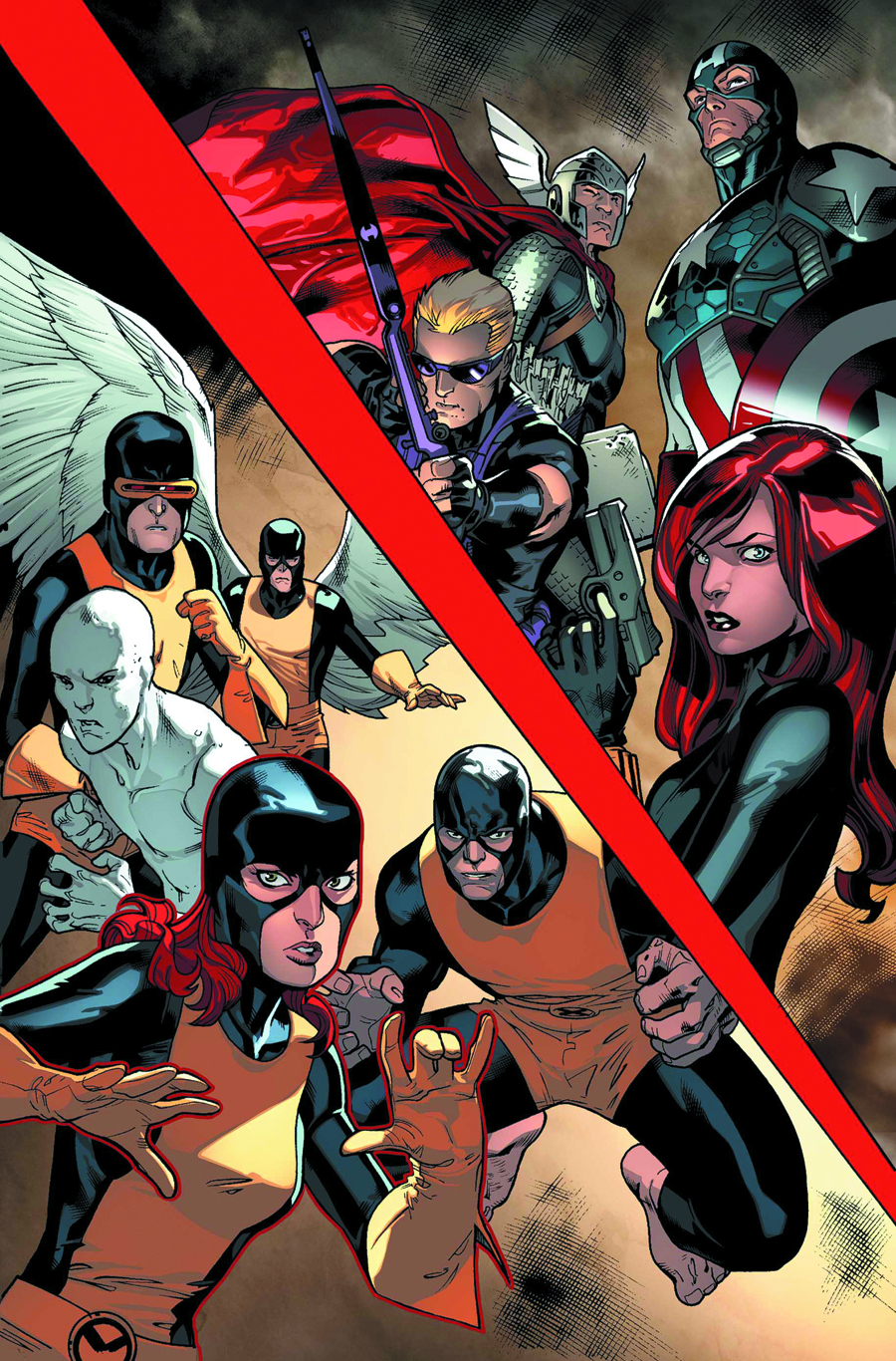 ALL NEW X-MEN #8 NOW2