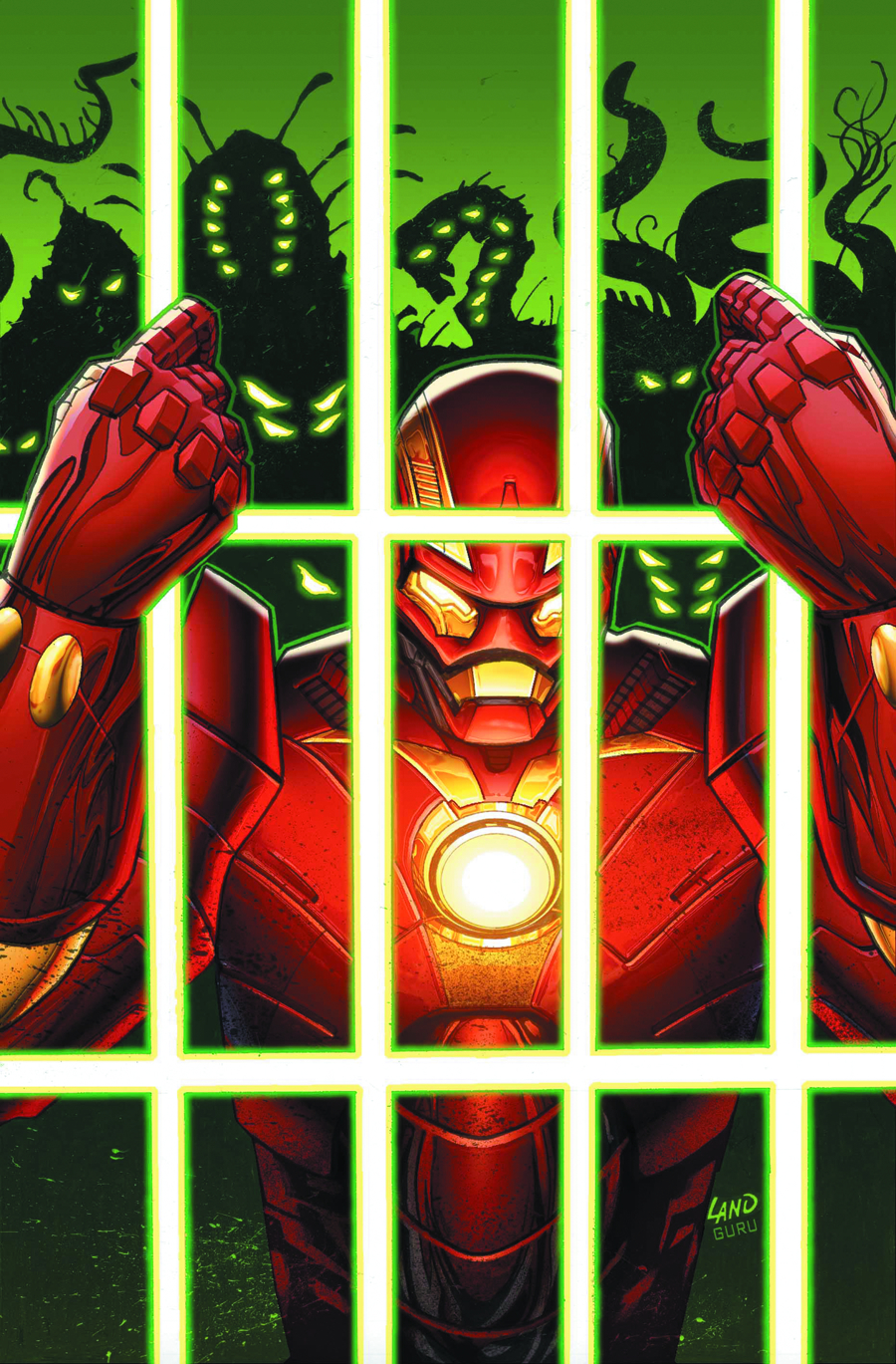 IRON MAN #7 NOW2