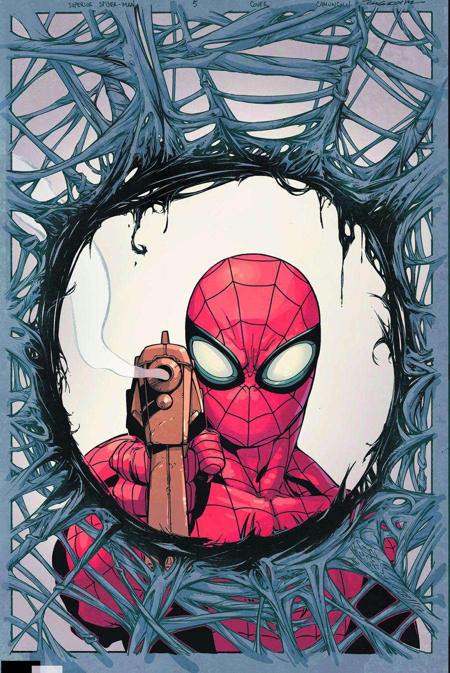 SUPERIOR SPIDER-MAN #5 NOW