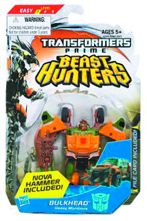 TF PRIME BEAST HUNTER COMMANDER AF ASST 201301