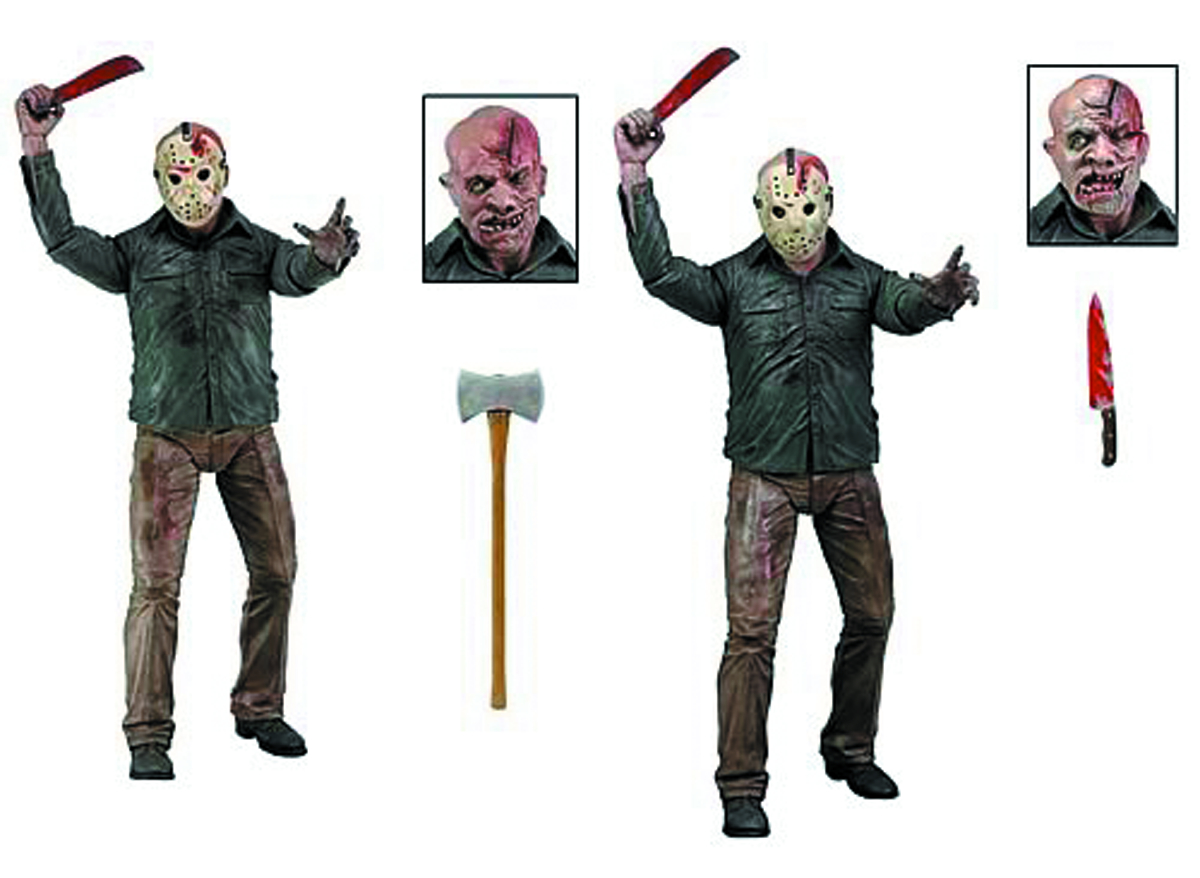 FRIDAY THE 13TH SERIES 2 AF ASST