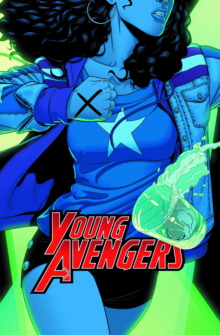 YOUNG AVENGERS #3 NOW