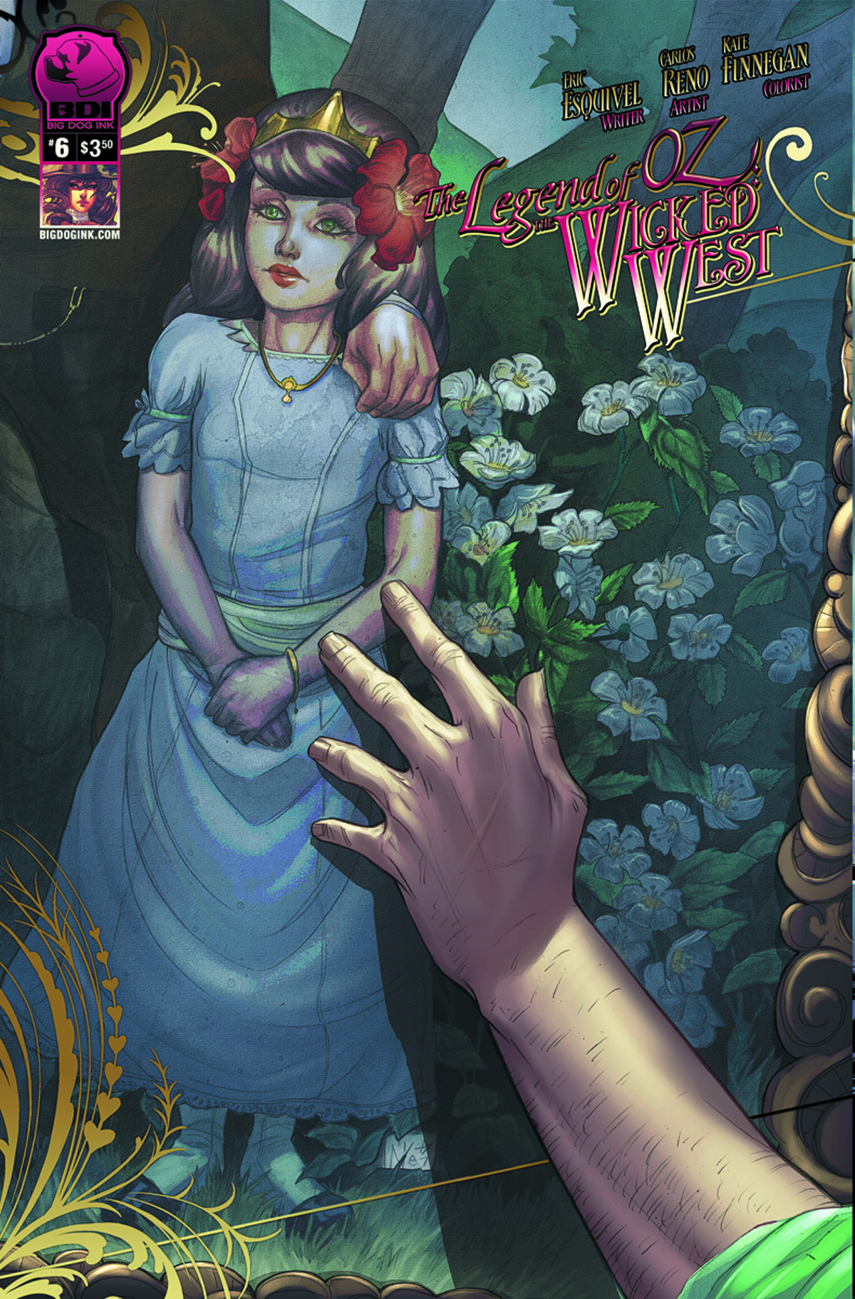 LEGEND OF OZ THE WICKED WEST ONGOING #6