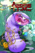 ADVENTURE TIME #14 MAIN CVRS