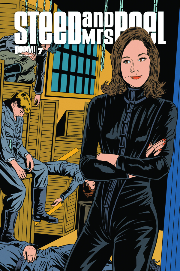 STEED AND MRS PEEL ONGOING #7