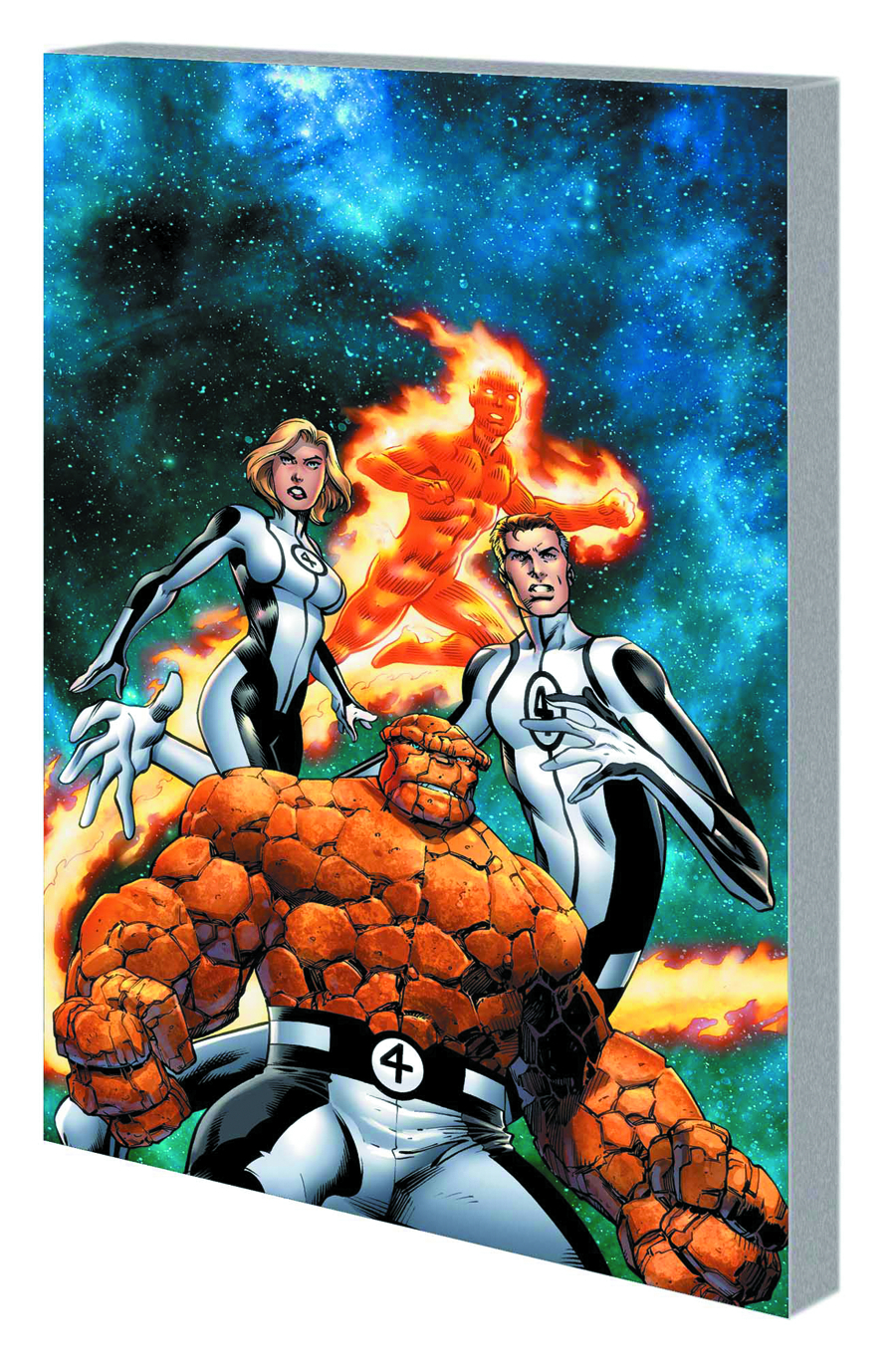 FANTASTIC FOUR TP VOL 01 NEW DEPARTURE NEW ARRIVALS NOW